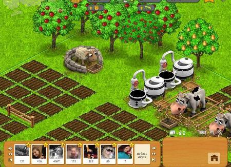 Агрохолдинг в контакте