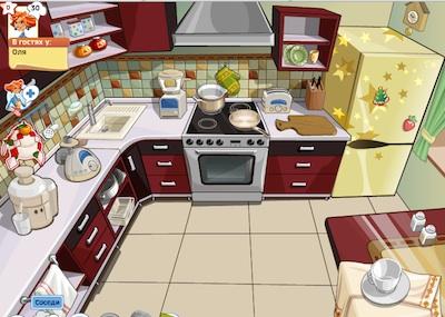 На кухне в контакте