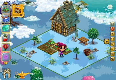 Волшебная ферма в контакте