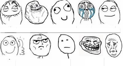 Эмоции выражает тот или другой мем
