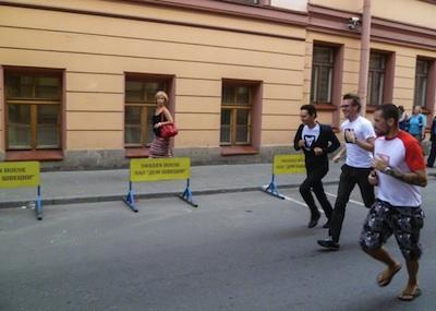 Дуров убежал