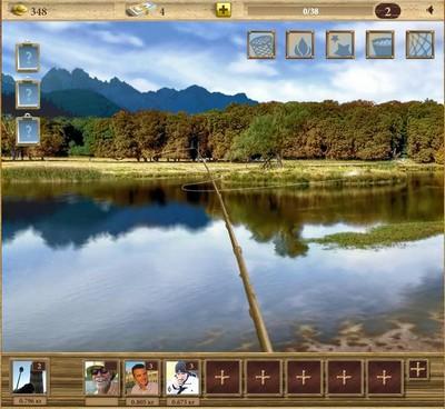 Игра На рыбалку в контакте