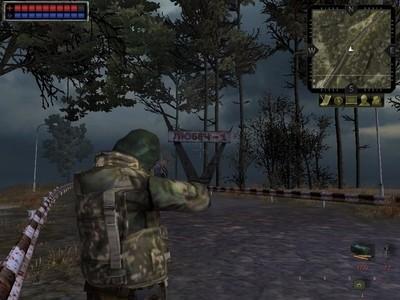 Игра Сталкер Онлайн 3D в контакте