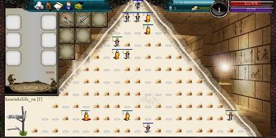 Игра Пирамида Войны в контакте