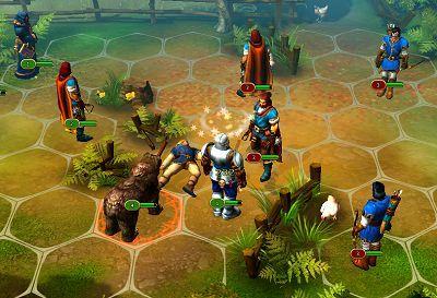 игра King's Bounty: Legions в контакте