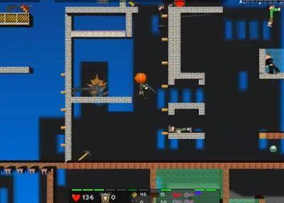 Прохождение игры Кубезумие 3D