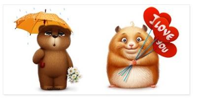 Новые подарки ВКонтакте