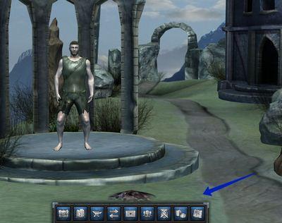 Меню игры ВКонтакте «Increase - 3D RPG»