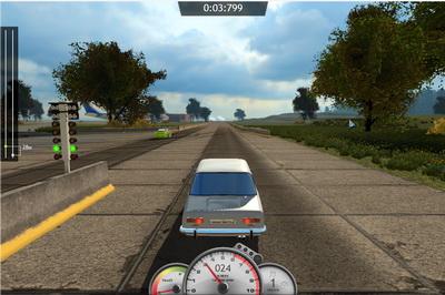 Drag Battle Race 3D для ВКонтакте
