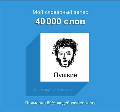 Словомер для ВКонтакте