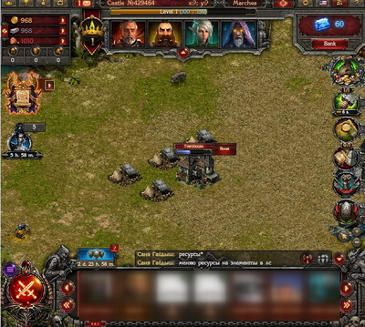 Stormfall: Age of War для ВКонтакте