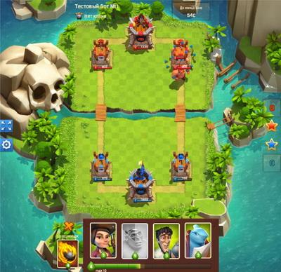 игра карта пирата для вк