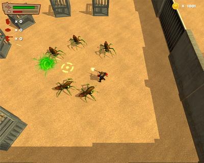 Инсектоиды: Вторжение - игра для вк