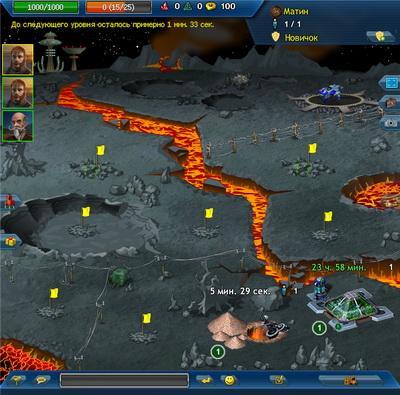 стратегия для вконтакте Star Age: Галактика в опасности!
